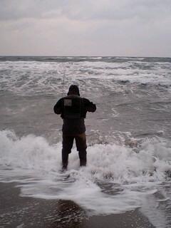 波…被りまくり!
