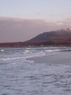 コビチャ海岸…
