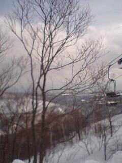 スキー研修終了…
