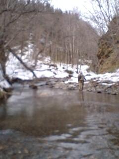 A川のS…撃沈!