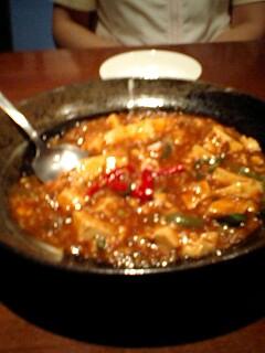 中華料理で一杯…