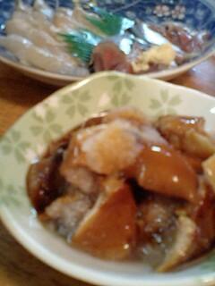 エノキタケを食す…