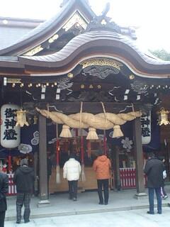 博多櫛田神社…