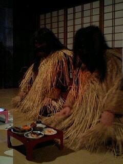 男鹿真山伝承館…