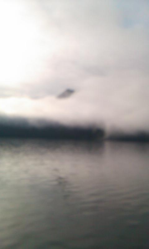 阿寒湖の深〜い釣り…