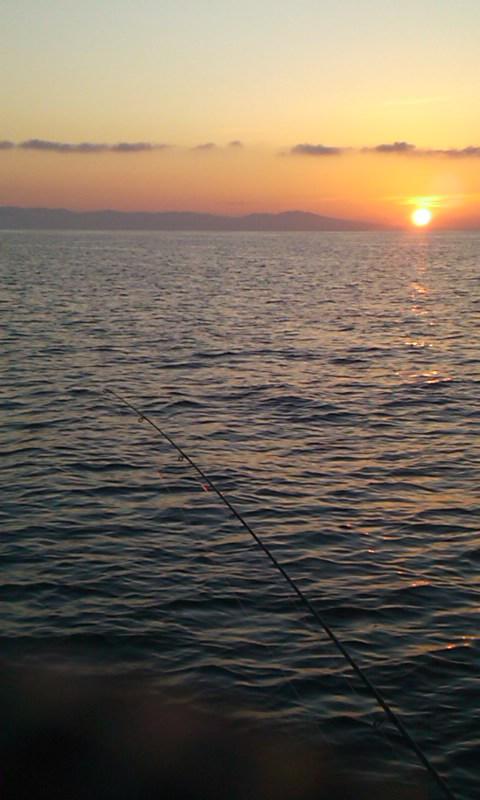 オフショア、アキアジの釣り…