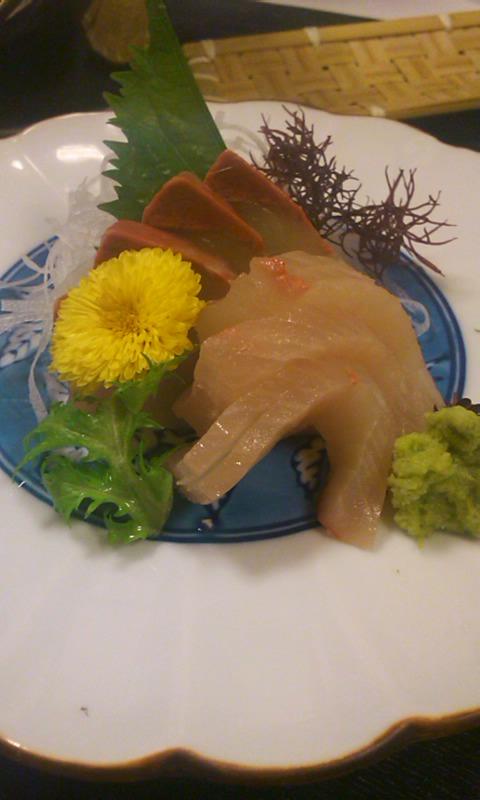 九州の海鮮に舌鼓…