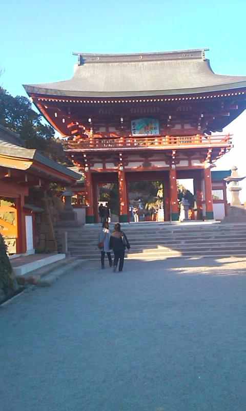 鵜戸神宮…