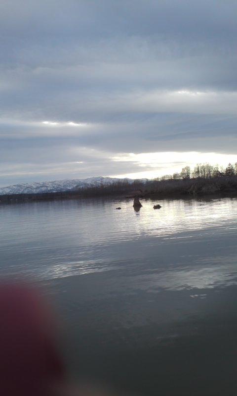朱鞠内湖の釣り…PART2