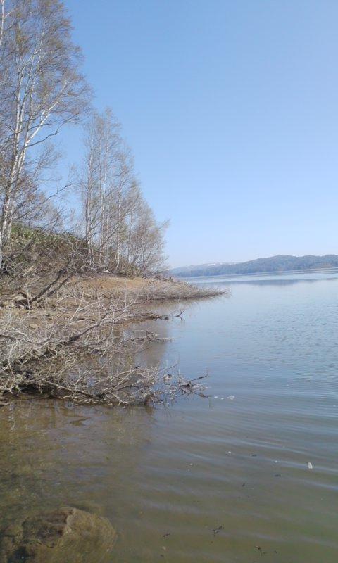 朱鞠内湖の釣り…PART3