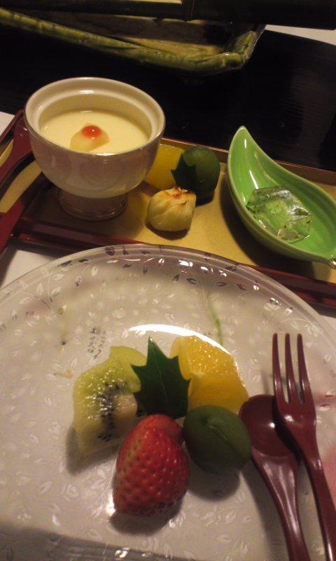 山みずきの夕食…PART2…