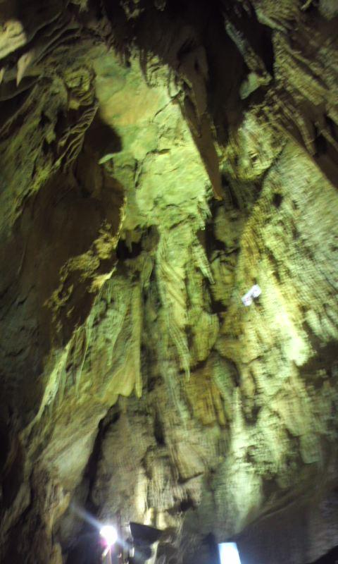 大滝鍾乳洞…