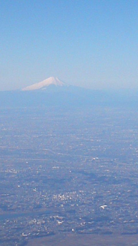 羽田空港にて…