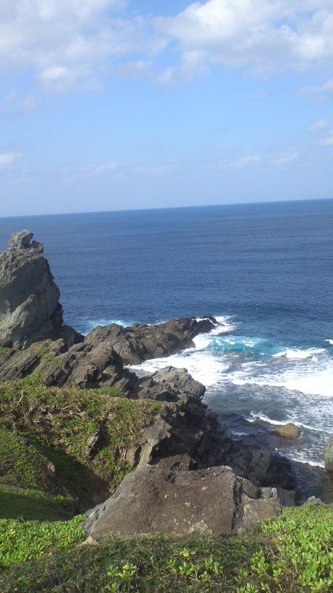石垣島周遊…御神崎…